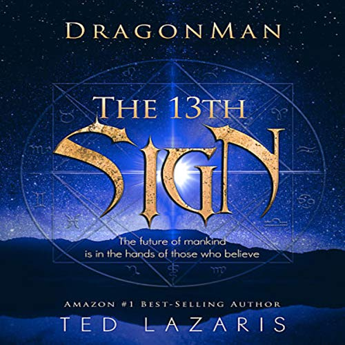 DragonMan: The 13th Sign audiobook cover art