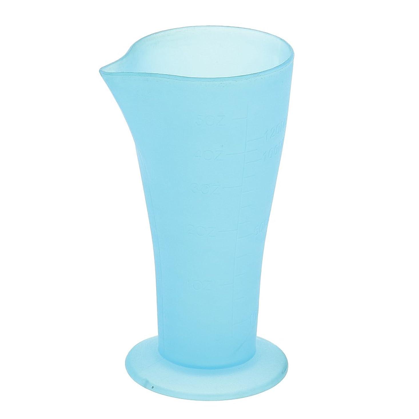 災難に終了するBaosity 計量カップ ヘアダイカップ プラスチック サロン 髪の色合い 色の混合用 読みやすい測定 再使用可能