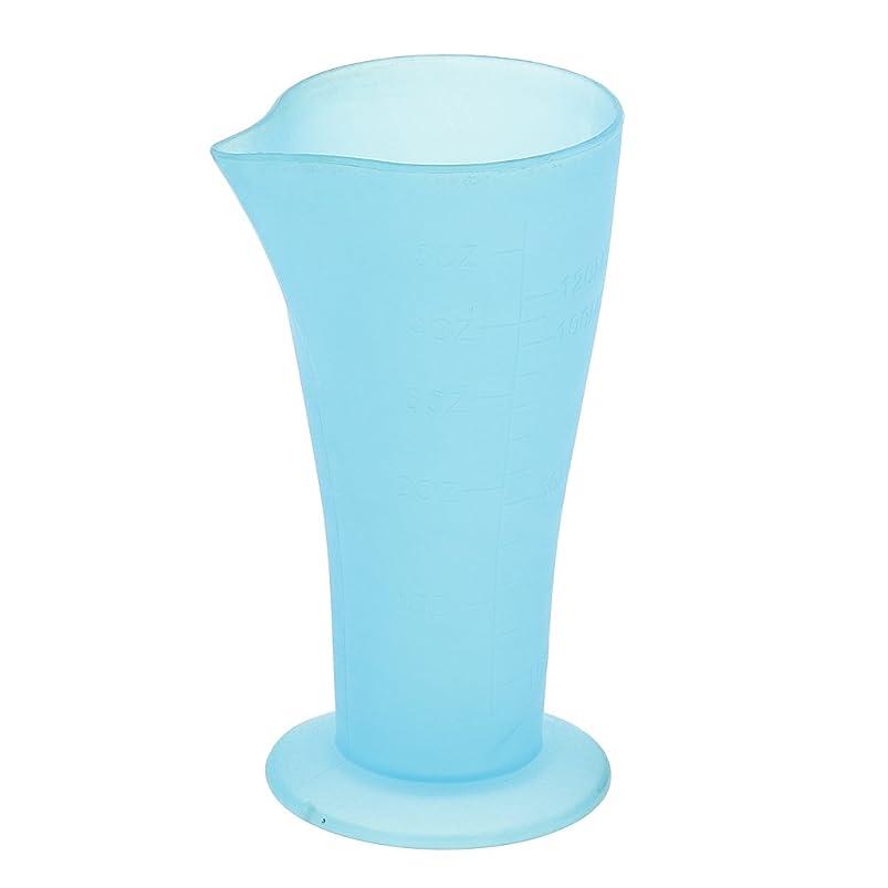 プレート比べる引用計量カップ ヘアダイカップ ヘアカラーカップ 再使用可 120mL ヘアサロン