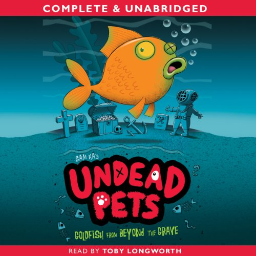 Undead Pets: Goldfish from Beyond the Grave copertina