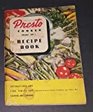 National Presto Cooker (Model 60) Recipe Book:...
