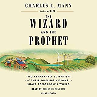 The Wizard and the Prophet Titelbild