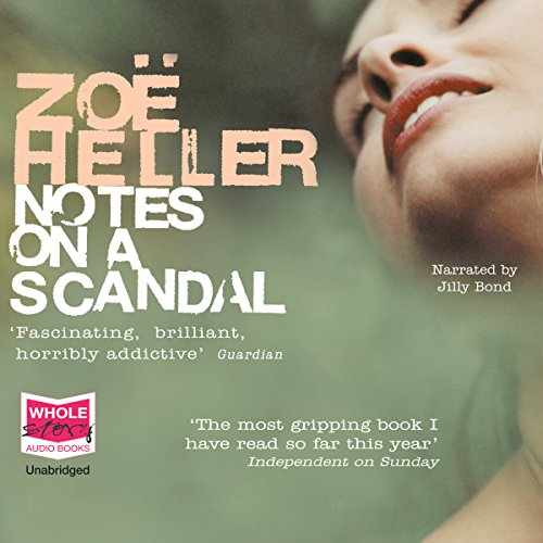 Notes on a Scandal cover art