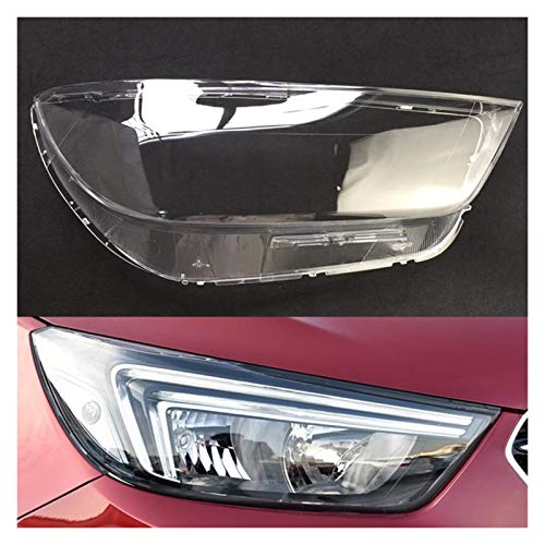 LCZ Lcbiao®. Auto-Scheinwerferlinse Fit für Buick Encore 2016 2017 2018 Auto Scheinwerfer Scheinwerferlaser Auto Shell Cover (Color : Passenger Side)