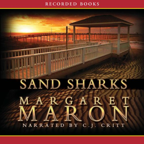 Sand Sharks cover art
