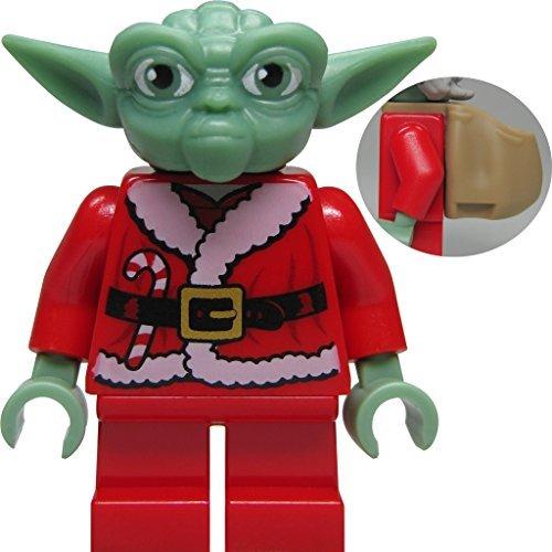LEGO Star Wars: Yoda Santa Attrezzatura (Edizione Limitata) Minifigura