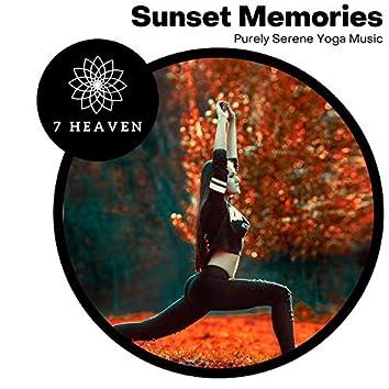 Sunset Memories - Purely Serene Yoga Music