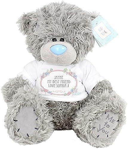 Me To You Tatty Teddy Bear Coffret cadeau personnalisé idéal pour toutes les Occasions, la fête des mères, un anniversaire