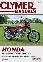 honda cb750 book