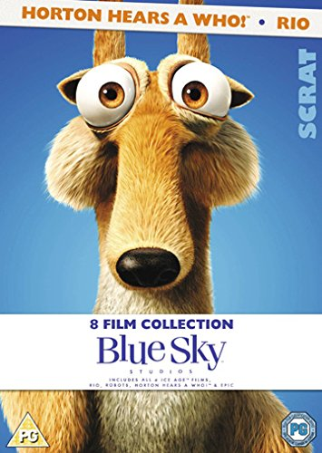 Blue Sky Studios Collection - 8-DVD Box Set ( Epic / Horton Hears a Who! (Dr. Seuss' Horton Hears a Who!) / Ice Age / Ice Age: The Meltdown (Ice Age 2) / Ice Ag [ UK Import ]
