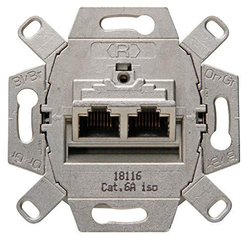 Preisvergleich Produktbild Kopp 920100183 Netzwerkanschlussdose CAT6