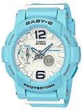 Casio Baby-G Women Light Blue Resin Ana-Digi Watch BGA180BE-2B