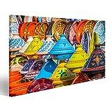 bilderfelix® Tajines auf dem Markt, Marrakesch, Marokko