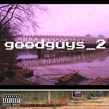 Goodguys 2 (feat. Jakk Da Rhymer, Miyachi & Lex Ghisu)