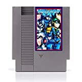 BrotheWiz 72 pin 8 bit game Mega man 6 In 1 Region Free Game Card For 72 Pin 8 Bit Game Player