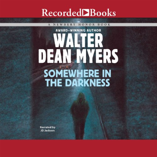 Somewhere in the Darkness audiobook cover art