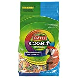 Kaytee Exact Rainbow Complete Large Parrot Food for Macaws, 1.13 kg