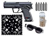 Umarex U58100. Pistola perdigon H&K USP Gas Co2. Calibre 4,5mm. 2 Julios de potencia