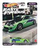 Mattel GBW75; GRL73 Hot Wheels Fast & Furious - Mitsubishi Eclipse