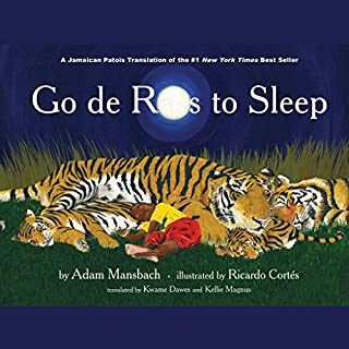 Go de Rass to Sleep (A Jamaican Translation) audiobook cover art