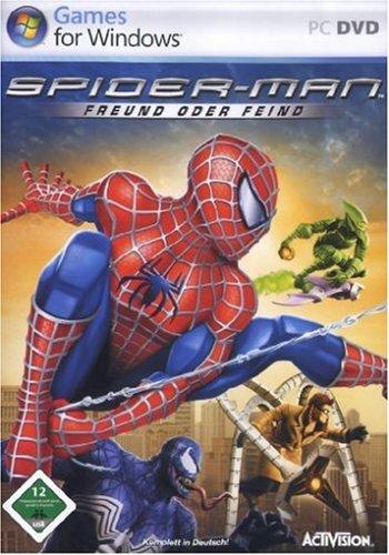 Spider-Man - Freund oder Feind (DVD-ROM)