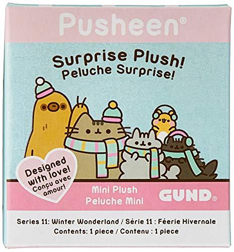 GUND - Pusheen - Surprise Blind Box Series 11: Winter Wonderland