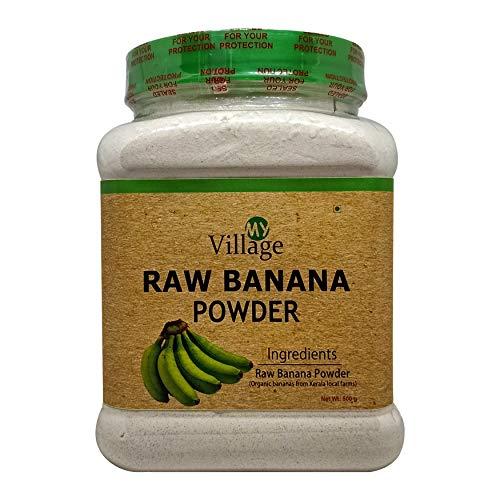 My Village Raw Banana Powder, Kerala Banana Powder for Babies (Nendran Banana) - 500g