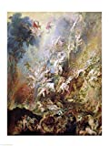The Fall of The Damned by Peter Paul Rubens Art Print, 23 x 30 inches