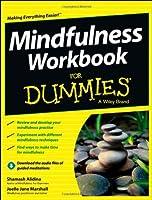 Mindfulness Workbook For Dummies by Shamash Alidina Joelle Jane Marshall(2013-05-13)
