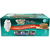 Twelve (12) 3 Oz. Cans - Purina Fancy Feast White Meat Chicken Recipe Variety Collection Cat Food 100% Complete & Balanced For Kittens & Adult Cats Medleys Variety Pack Offering 12 Cans Of Our Favorite White Meat Chicken Recipes Each Delicious Entree...