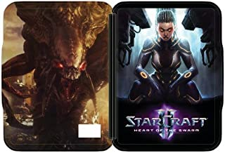 StarCraft 2 II: Heart of the Swarm Limited Edition Exclusive FutureShop SteelBook Case [G1 Size, No Game, HOTS] NEW