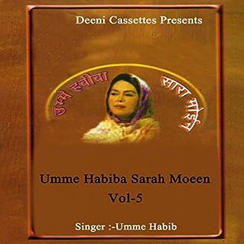 Umme Habiba Sarah Moeen, Vol. 5