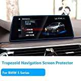 TTCR-II for BMW 5 Series Navigation Display Screen Protector Foils[2017-2020], Anti-Explosion Touch Screen...