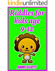 Riddles for Kids Age  9-12: Try Not to Laugh Challenge - Silly Jokes + Would Your Rather Funny Questions + Riddles + One Line Jokes + Questions and Answers