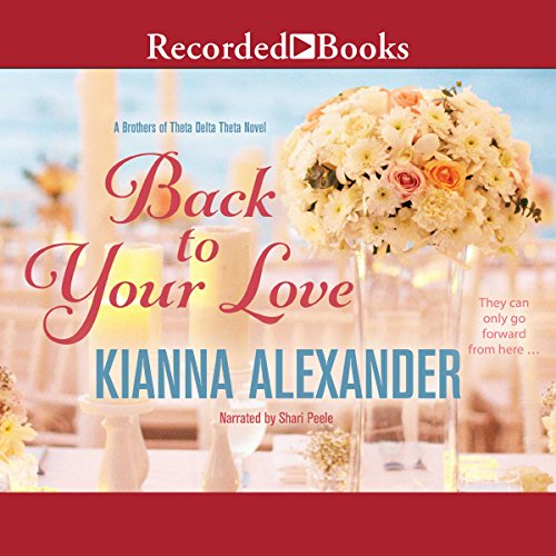 Back to Your Love audiobook cover art