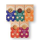 Partake Foods Crunchy Vegan Cookies – 5 Box...