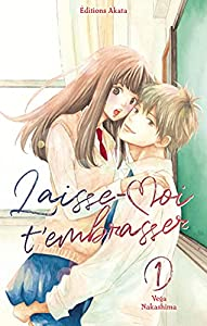 Laisse-moi t'embrasser Edition simple Tome 1