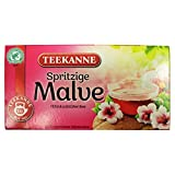 TEEKANNE Malve (mallow) / 2x 20 tea bags / fresh + direct german-import