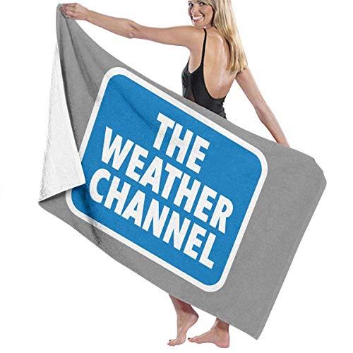 ADGoods Toallas de baño The Weather Channel Baby Large Soft Bed Toalla de Playa Sábana Juego de baño Accesorios de baño