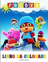 Pocoyo. Libro Da Colorare: Fantastici Libri Da Colorare Bambini 2-4, 5-7, 8-10 Anni, 44 Disegni Da Colorare Per Bambini Anti Stress, Attività Creative Per Bambini (Italian Edition)