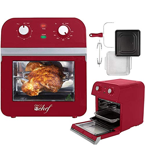 high capacity toaster oven - 2