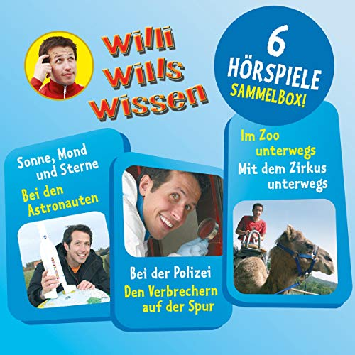 Willi wills wissen 4-6 cover art