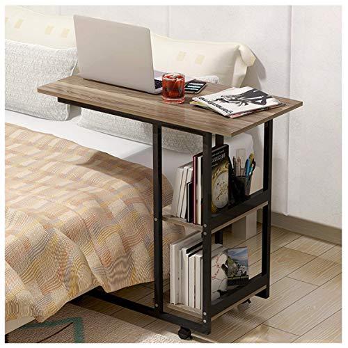 Sofa Table Desks Bedside Laptop Table Bed Table For Home Or Hospital - Laptop, Reading Breakfast Cart For Bedridden Patients (Color : D)