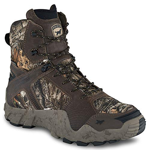Irish Setter Men's 2870 Vaprtrek Waterproof 8' Hunting Boot, Realtree Xtra Camouflage,11 D US