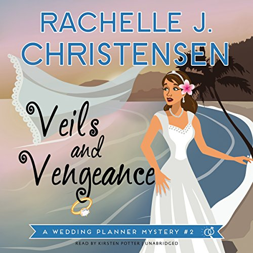 Veils and Vengeance audiobook cover art