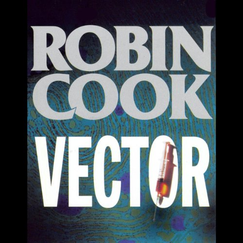 Vector audiobook cover art