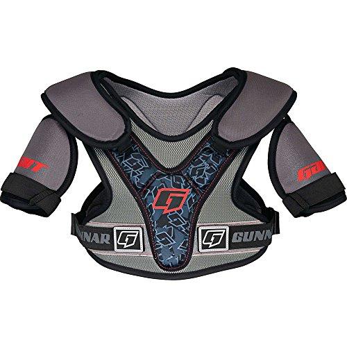 Gait Lacrosse Gunner Box Shoulder Pad, X-Small