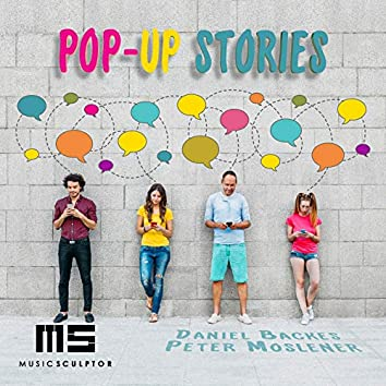 MUSIC SCULPTOR, Vol. 70: Pop-Up Stories