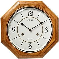 Seiko QXM494BLH Japanese Quartz Wall Clock