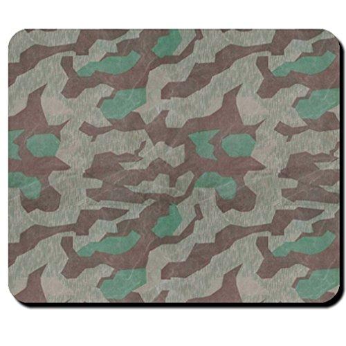Tarnmuster Splittertarn Deutschland Armee- Mauspad Mousepad PC #5814